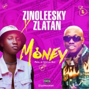 Instrumental: Zinoleesky - Money Ft. Zlatan Ibile